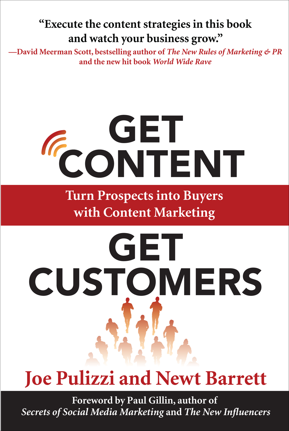 Get Content Get Customers