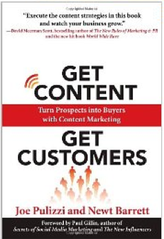 Get Content, Get Customers Book
